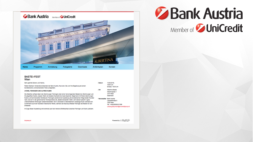 Bank Austria Eventmaker